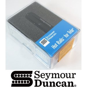 Seymour Duncan STHR-1b(bridge)  HOT rails For Telecaster セイモア・ダンカン テレキャスター ブリッジ シングルコイルサイズ ハムバッカー ピックアップ|g-sakai