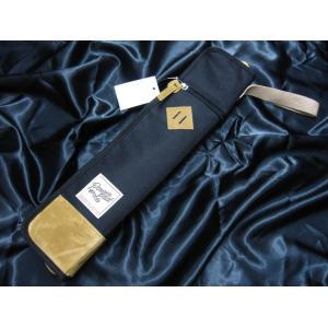TAMA 【TSB12 BK】 Stick Bag Black タマ スティック・バッグ ドラム・スティック・ケース (ブラック)|g-sakai