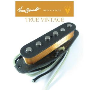 Vanzandt Pickup / TRUE VINTAGE for ST バンザント ストラト用シングルコイル ピックアップ / トゥルー・ビンテージ 【正規輸入品】|g-sakai