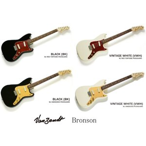 Vanzandt Bronson Model バンザント エレキギター ブロンソン|g-sakai