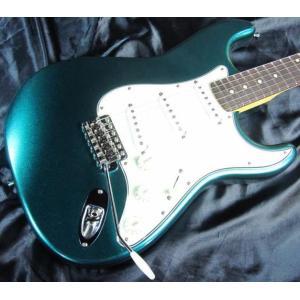 Vanzandt STV-R2 Alder/Rose Model LPB (Lake Placid Blue)バンザント エレキギター|g-sakai