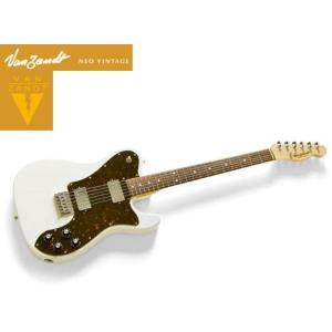 Vanzandt TLV-C2 Ash/Rose 2H Model PWH / BLK / VNAT バンザント エレキギター|g-sakai
