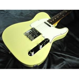 店頭展示品特価 Vanzandt TLV-R3 Ash/Rose Model Vintage Blonde バンザント エレキ・ギター 【S/N #7767】|g-sakai