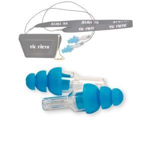 【店頭在庫処分品】VIC FIRTH High Fidelity Earplugs, Regular Model: ( VICEARPLUGR ) ヴィック・ファース イアー・プラグス 耳栓 レギュラー・サイズ|g-sakai