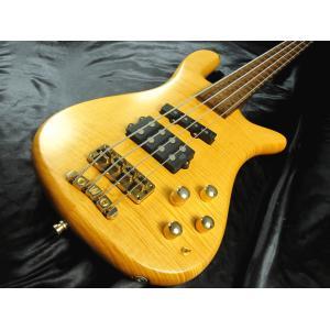 【店頭展示処分】 Warwick Streamer Jazzman 4-strings Oil Finish ワーウィック ストリーマー・ジャズマン 4弦 オイル・フィニッシュ 【S/N M 140510 07】|g-sakai