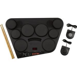 YAMAHA 【DD-75】 Digital Percussion ヤマハ デジタル・パーカッション スティック&フットペダル2個付属|g-sakai