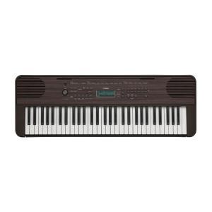 [※お取り寄せ商品] YAMAHA PSR-E360DW ヤマハ ポータブル キーボード 61鍵盤 ダークウォルナット調|g-sakai