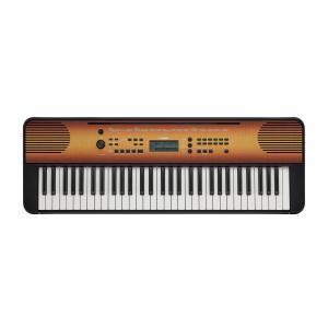 《※入荷しました。 在庫あります。》 YAMAHA PSR-E360MA ヤマハ ポータブル キーボード 61鍵盤 メイプル調|g-sakai