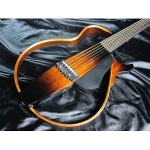 YAMAHA SLG200S 【TBS】 ヤマハ サイレント・ギター スチール・ストリングス・モデル...