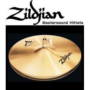 Zildjian A Zildjian Mastersound HiHats Top & Bottom 14