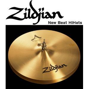 Zildjian A Zildjian New Beat HiHats 14