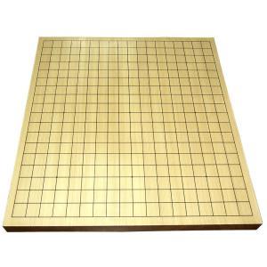 新かや 碁盤 一寸卓上 松竹ランク 裏ゴム付き|g-store1
