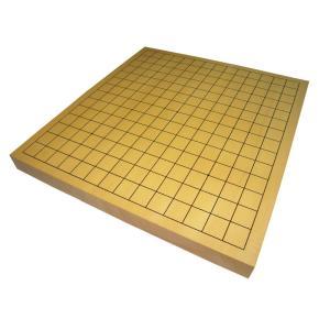 新かや 碁盤 一寸卓上 竹ランク 裏ゴム付き|g-store1