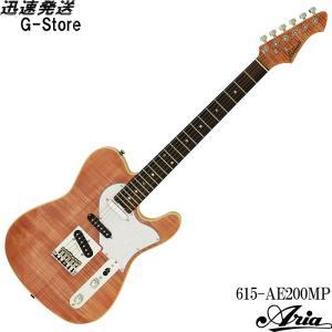AriaProII エレキギター 615-AE200-MP ミスティーピンク アリアプロ2 アリア・エバーグリーン g-store1
