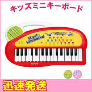 【18日までポイント10倍!】Toy Royal トイローヤル キッズミニキーボード 8869 おもちゃピアノ トイピアノ 楽器玩具 クリスマスプレゼントに最適|g-store1