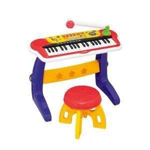 【18日までポイント10倍!】Toy Royal トイローヤル キッズキーボードDX 8880 おもちゃピアノ トイピアノ 楽器玩具 クリスマスプレゼントに最適|g-store1