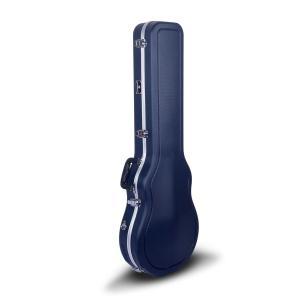 【数量限定SALE】レスポールギター ハードケース CRA860LBL ブルー ABS樹脂製 CROSSROCK クロスロック g-store1