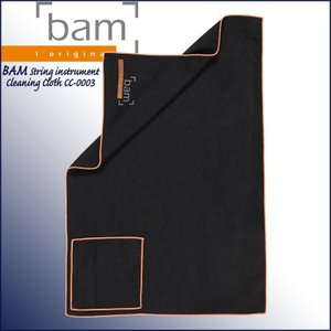 bam CC-0003 String instrument Cleaning Cloth Accessories / バム マイクロファイバークリーニングクロス|g-store1