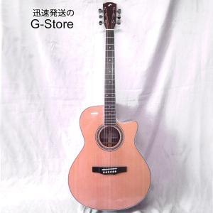 ★あすつく対応★MORRIS(モーリス) アコースティックギター R-14G ナチュラル:NAT Hand Made Premium(ギグケース付) g-store1