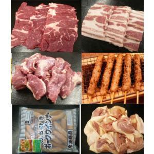 焼肉・バーベキュー ファミリー A セット|g-sumiyoshi
