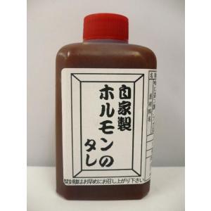 ホルモン焼用 自家製味噌ダレ(小)1本180g|g-sumiyoshi