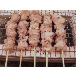 格安!!焼鳥 スチームもも串25本バーベキュー・焼肉などに!!|g-sumiyoshi