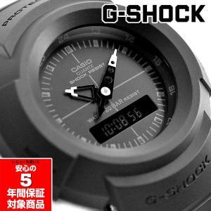 G-SHOCK AW-500BB-1E オールブラック 限定モデル AW-500復刻 メンズウォッチ...