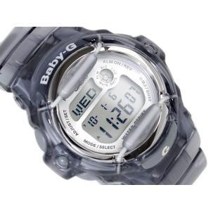 ベビーG カシオ Baby-G 腕時計 ベビーG BABY-G デジタル腕時計 グレー スケルトンBG-169R-8DR