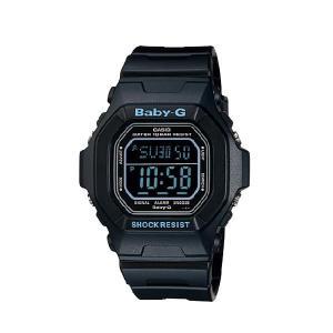 ベビーG BABY-G CASIO デジタル ブラック ブルー BG-5600BK-1JF ベビーg baby-g ベビージー