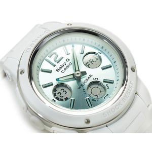 CASIO BABY-G カシオ ベビーG baby-g ベビーg アナデジ シャンパンブルー ホワイト BGA-150-7B2DR
