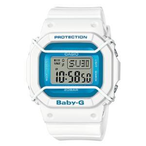 ベビーG BABY-G ベビージー 限定モデル CASIO カシオ デジタル 腕時計 ブルー ホワイト BGD-501FS-7JF 国内正規モデル