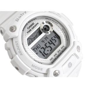 ベビーG Baby-G カシオ デジタル 腕時計 ベビーG Baby-G G-LIDE Gライド BABY-G ホワイト BLX-100-7DR BLX-100-7