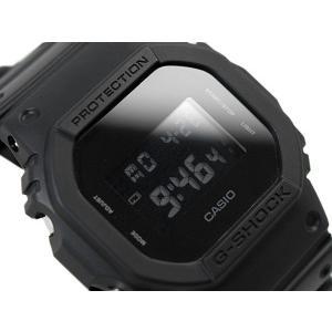 G-SHOCK Gショック ジーショック g-shock ソリッドカラーズ 限定モデル オールブラック デジタル 腕時計 DW-5600BB-1|g-supply