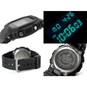 [予約商品 12/20日前後入荷予定]G-SHOCK Gショック ジーショック g-shock ソリッドカラーズ 限定モデル オールブラック デジタル 腕時計 DW-5600BB-1|g-supply|03