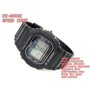 G-SHOCK Gショック ジーショック g-shock gショック スピードモデル ブラック DW-5600E-1 腕時計 G-SHOCK Gショック|g-supply|02