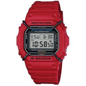 CASIO G-SHOCK カシオ Gショック 5600 デジタル 腕時計 レッド DW-5600P-4JF 国内正規モデル g-supply