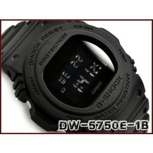G-SHOCK Gショック ジーショック 35周年 限定 復刻 スティングモデル カシオ デジタル 腕時計 オールブラック DW-5750E-1B
