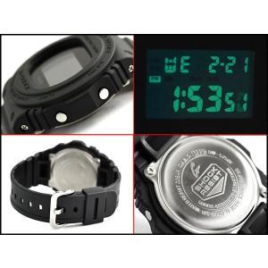 G-SHOCK Gショック ジーショック 35周年 限定 復刻 スティングモデル カシオ デジタル 腕時計 オールブラック DW-5750E-1B|g-supply|03