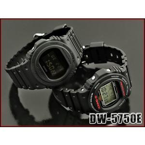 G-SHOCK Gショック ジーショック 35周年 限定 復刻 スティングモデル カシオ デジタル 腕時計 オールブラック DW-5750E-1B|g-supply|04