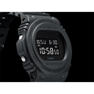 G-SHOCK Gショック ジーショック 35周年 限定 復刻 スティングモデル カシオ デジタル 腕時計 オールブラック DW-5750E-1B|g-supply|05