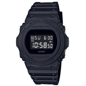 G-SHOCK Gショック ジーショック 35周年 限定 復刻  スティングモデル カシオ CASIO デジタル 腕時計 オールブラック DW-5750E-1BJF 国内正規モデル