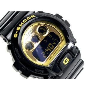 G-SHOCK Gショック ジーショック g-shock gショック クレイジーカラーズ ゴールド ブラック DW-6900CB-1 腕時計 G-SHOCK Gショック|g-supply