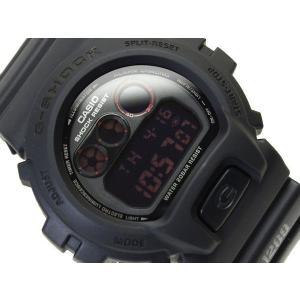 G-SHOCK Gショック ジーショック g-shock gショック レッドアイ オールブラック DW-6900MS-1DR 腕時計 G-SHOCK Gショック