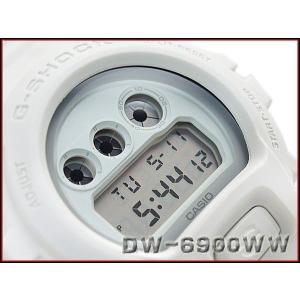 G-SHOCK Gショック ジーショック g-shock gショック ソリッドカラーズ ホワイト DW-6900WW-7 腕時計 G-SHOCK Gショック