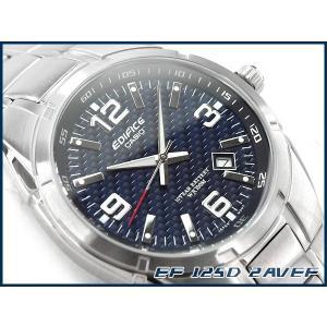 e52ba80817 CASIO EDIFICE カシオ 海外モデル エディフィス アナログ メンズ腕時計 EF-125D-2A|g ...