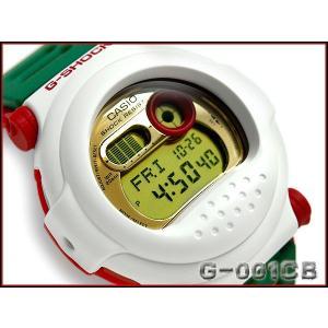 G-SHOCK Gショック ジーショック g-shock gショック ジェイソン Winter Gold Series ゴールド ホワイト グリーン レッド G-001CB-7 腕時計 G-SHOCK Gショック|g-supply