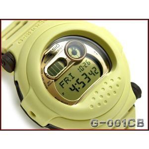 G-SHOCK Gショック ジーショック g-shock gショック ジェイソン Winter Gold Series ゴールド イエロー×ブラウン G-001CB-9 腕時計 G-SHOCK Gショック|g-supply