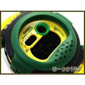 G-SHOCK Gショック ジーショック g-shock gショック ジェイソン ラスタファリアン 限定 ラスタカラー G-001RF-9DR 腕時計 G-SHOCK Gショック|g-supply