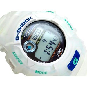 G-SHOCK Gショック ジーショック g-shock gショック グリーンコレクション ソーラー ジーショック 腕時計 ホワイト G-2300EB-7DR 腕時計 G-SHOCK Gショック g-supply