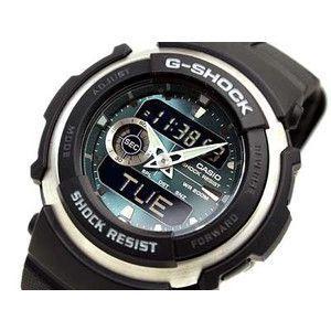 G-SHOCK Gショック ジーショック g-shock gショック G-SPIKE Gスパイク グリーン ブラック G-300-3AV 腕時計 G-SHOCK Gショック